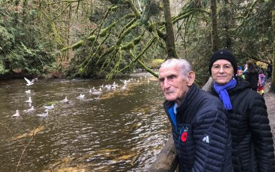 Goldstream Chum Run