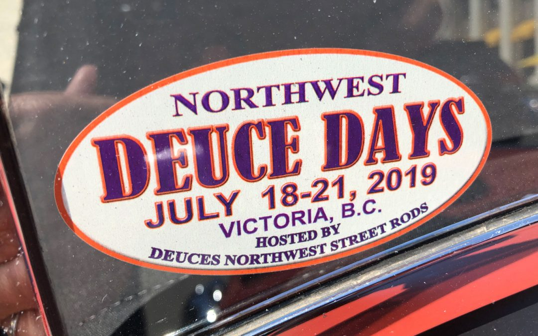 Deuce Days in Victoria 2019
